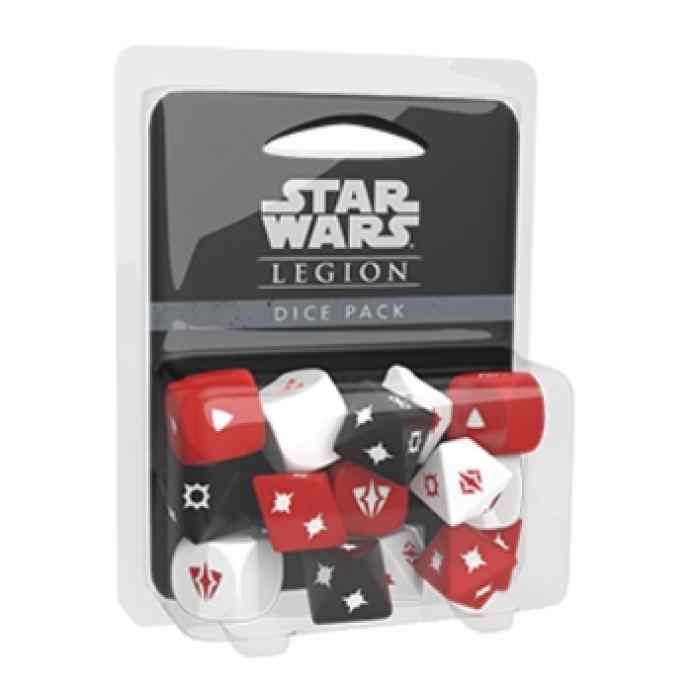 Star Wars Legión: Set de Dados TABLERUM