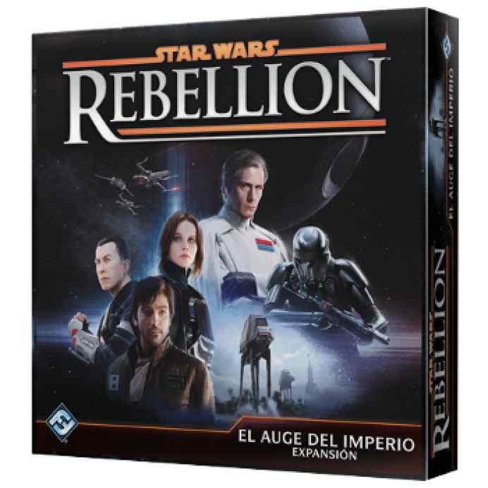 Star Wars: Rebellion: El Auge del Imperio TABLERUM
