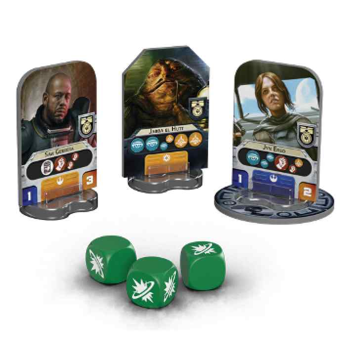 Star Wars: Rebellion: El Auge del Imperio TABLERUM