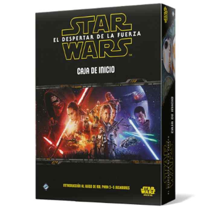 Star Wars: El Despertar de la Fuerza: Caja de Inicio TABLERUM
