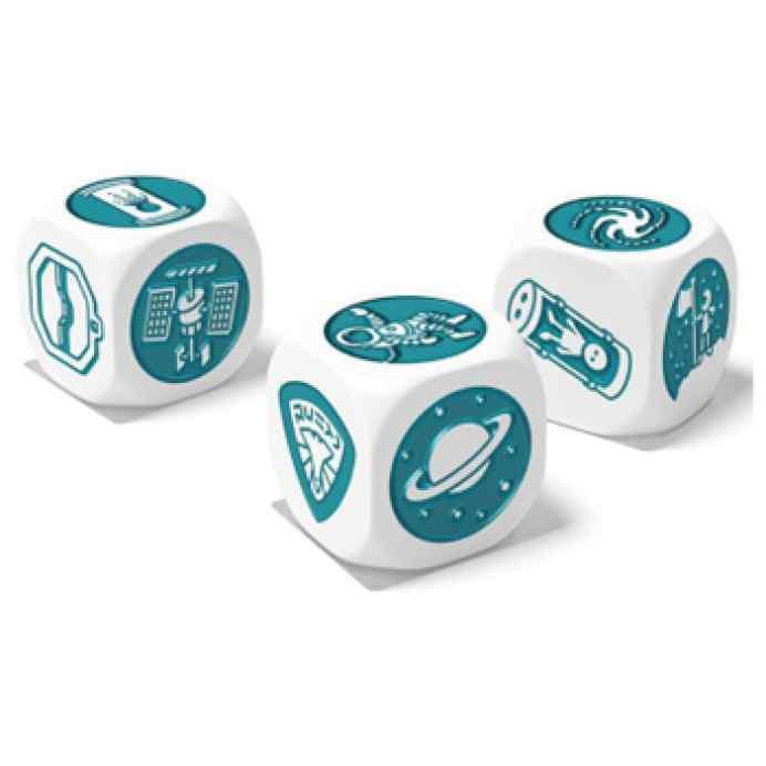 comprar dados Story Cubes Galaxias