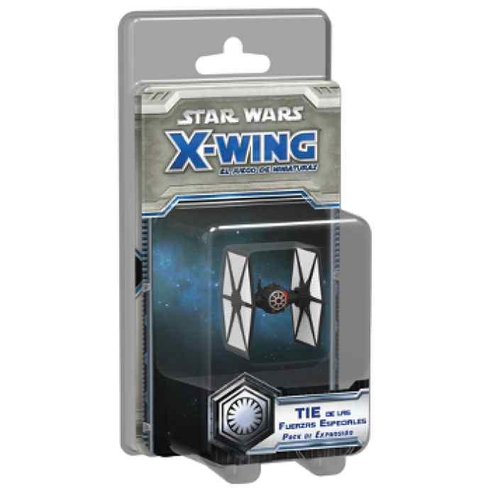 comprar X-Wing: TIE de las Fuerzas Especiales