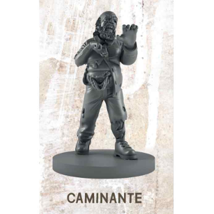 The Walking Dead All Out War: Caminante Miniatura