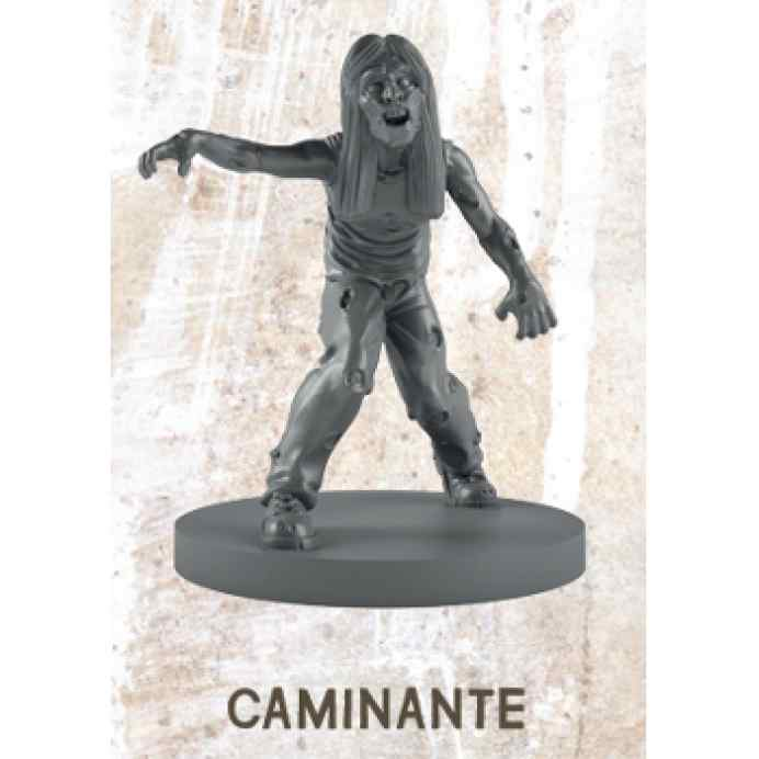 The Walking Dead All Out War: Carol Miniatura Caminante
