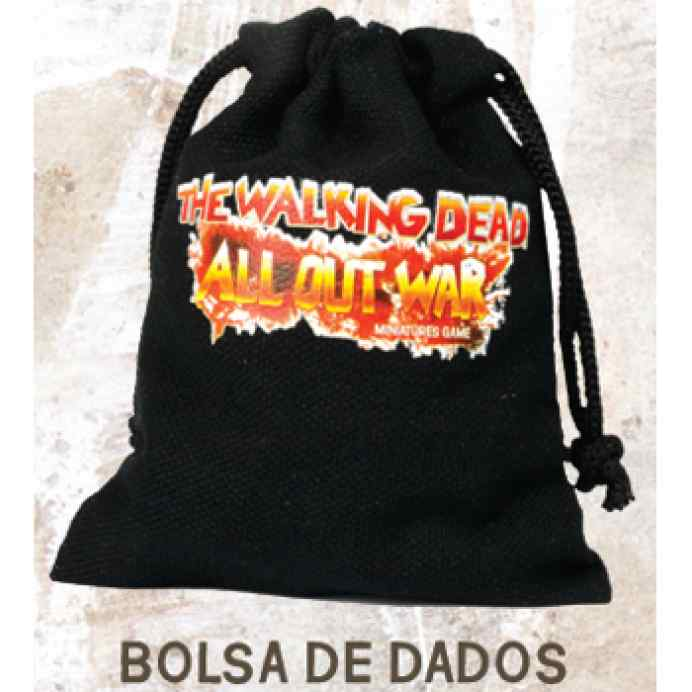 The Walking Dead All Out War: Booster Dados Bolsa