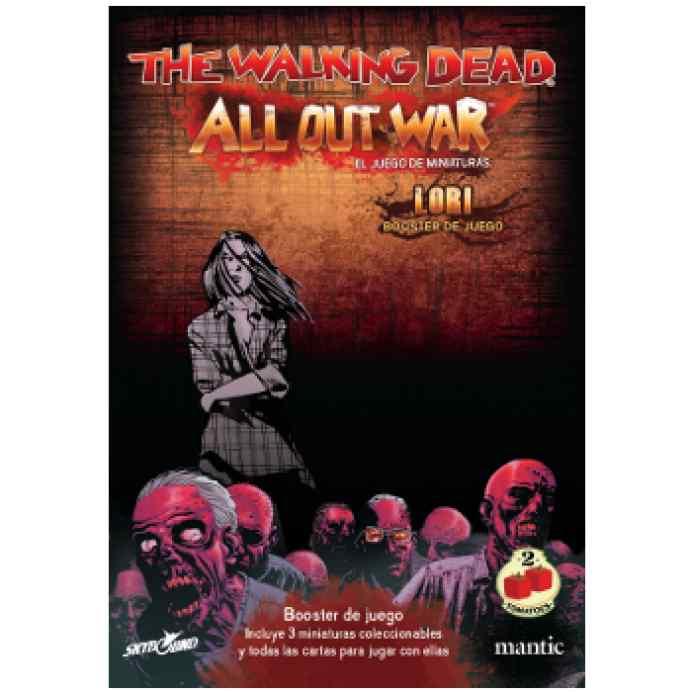 The Walking Dead All Out War: Lori