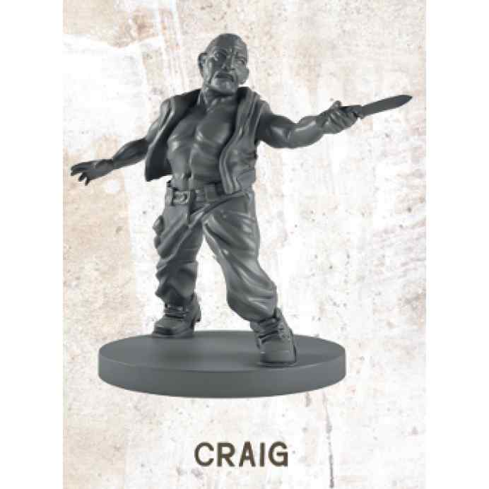 The Walking Dead All Out War: Craig