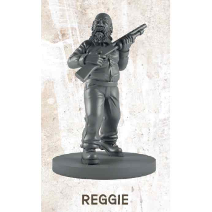 The Walking Dead All Out War: Reggie