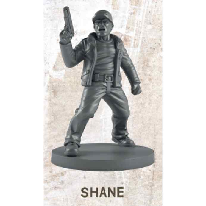 The Walking Dead All Out War: Shane