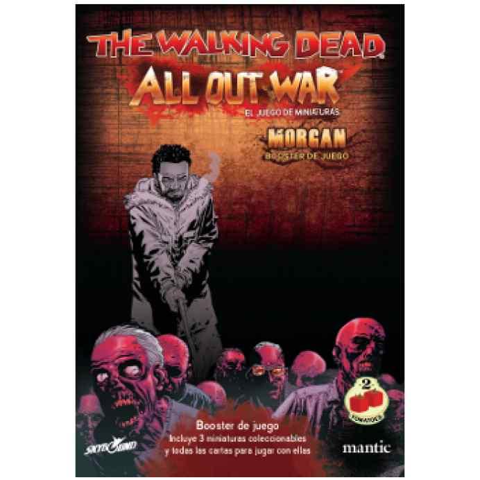 The Walking Dead All Out War: Morgan