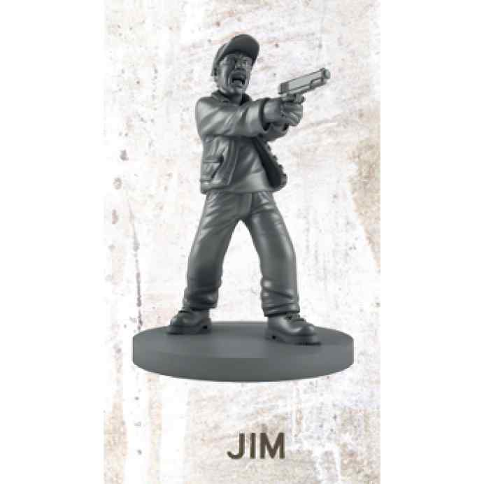The Walking Dead: All Out War: Días Pasados Jim