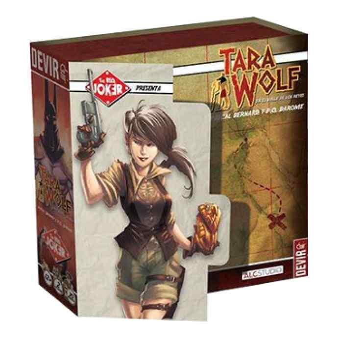 Tara Wolf: En el Valle de los Reyes TABLERUM