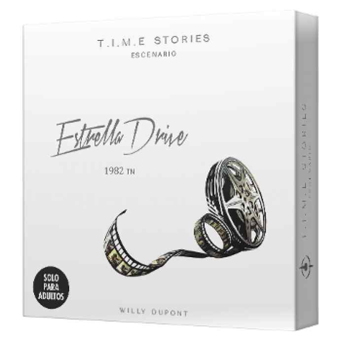Time Stories Estrella Drive TABLERUM