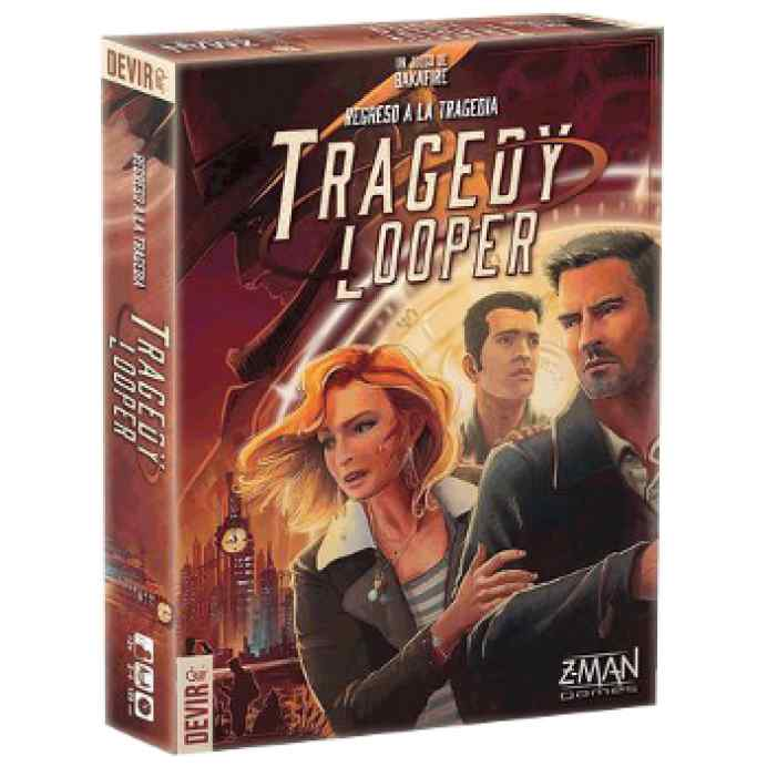 Tragedy Looper Devir