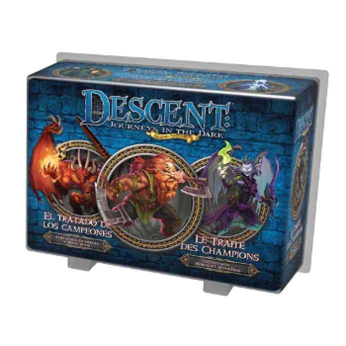 expansion Descent: El tratado de los campeones