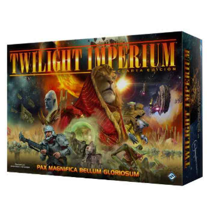 Twilight Imperium TABLERUM