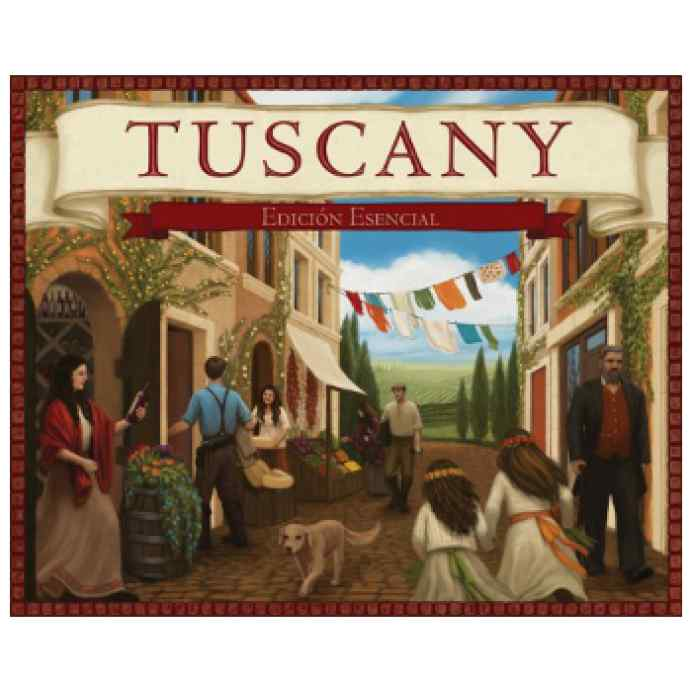 Viticulture: Túscany + PROMOS TABLERUM