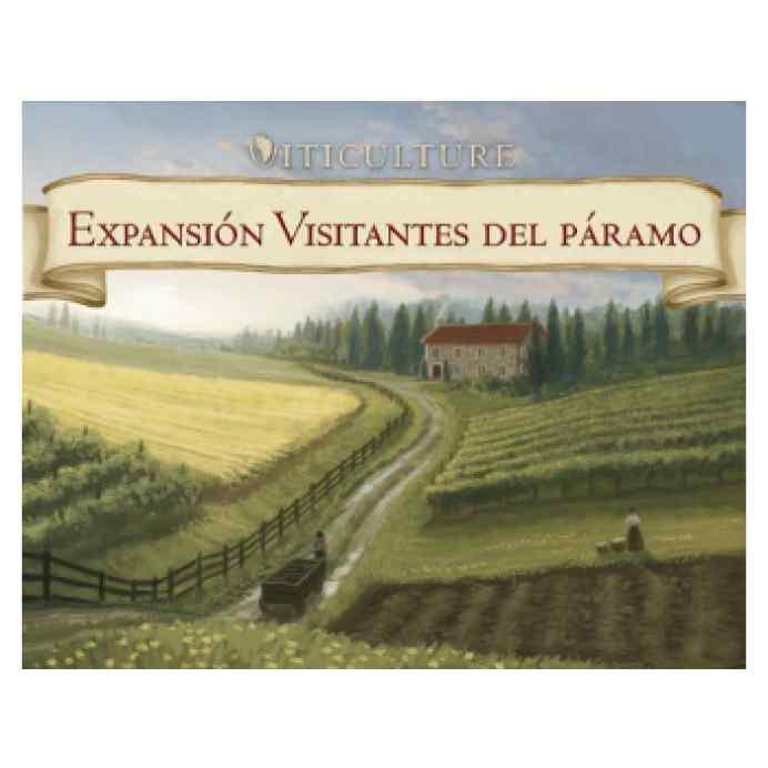 Viticulture: Visitantes del Páramo TABLERUM