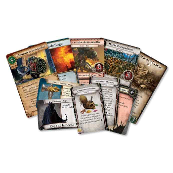 comprar Warhammer Quest: El juego de cartas de aventuras