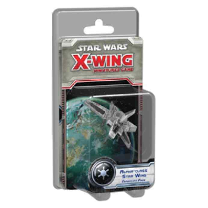 X Wing: Ala Estelar Clase Alfa TABLERUM