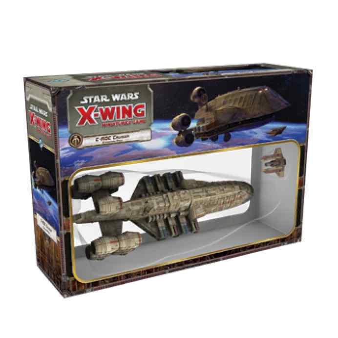 X Wing: Cricero C-ROC