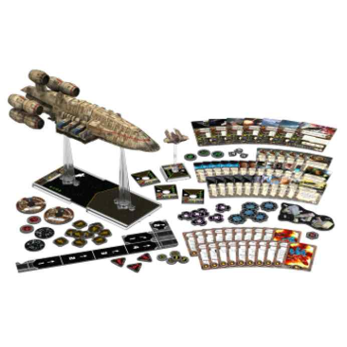 X Wing: Cricero C-ROC