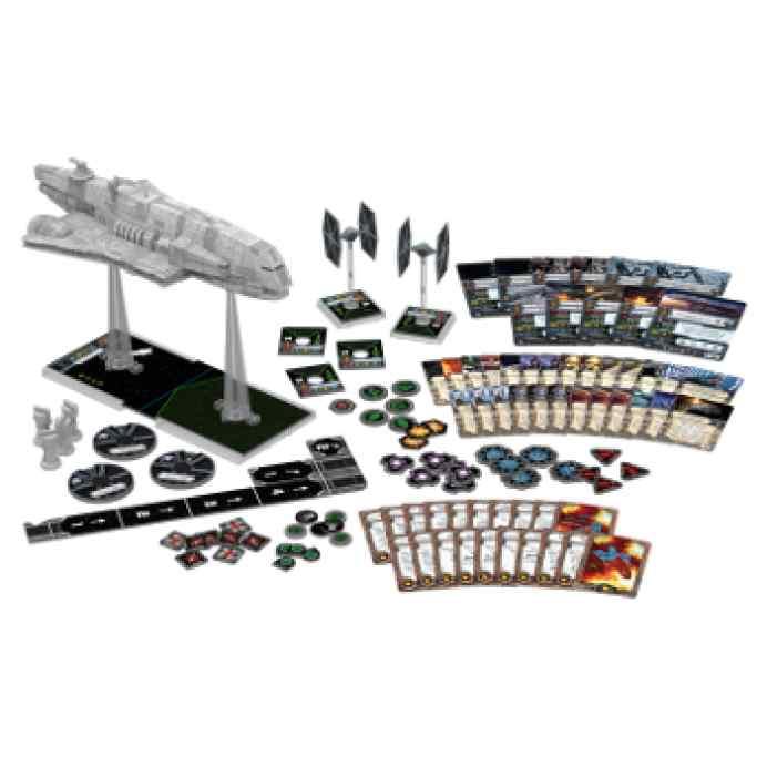 nuevo X Wing: Portacazas de Asalto Imperial abierto