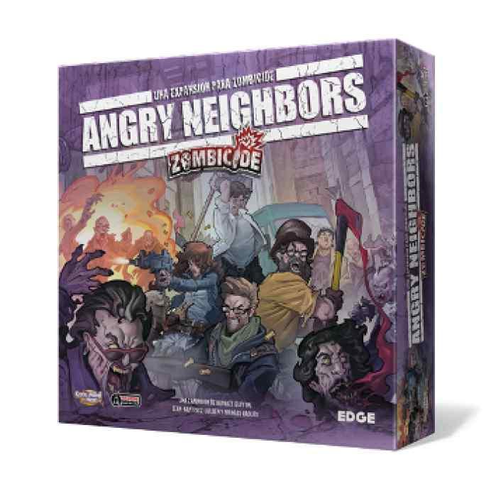 comprar Zombicide Angry Neighbors