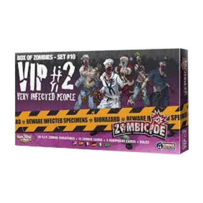 zombicide termporada 3 vip