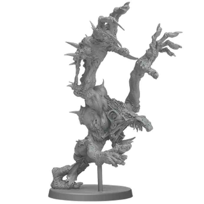 Zombicide Black Plague: Zombie Bosses-Abomination Pack TABLERUM