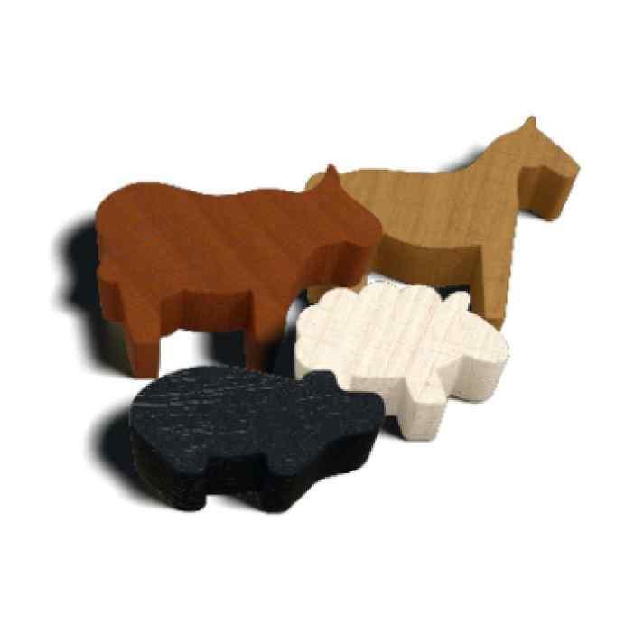 Agrícola: Animales en la Granja TABLERUM