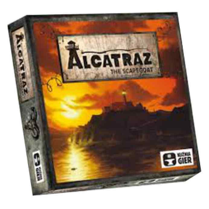 comprar Alcatraz El Chivo Expiatorio