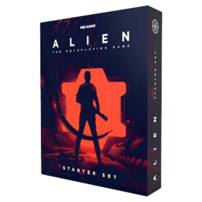 Alien: El juego de Rol Caja de Inicio TABLERUM