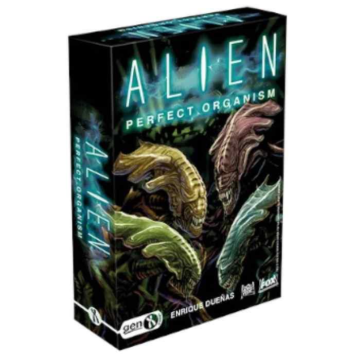 Alien Perfect Organism TABLERUM