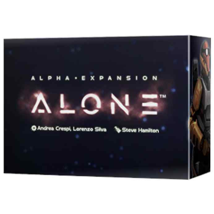 Alone: Alpha Expansion TABLERUM