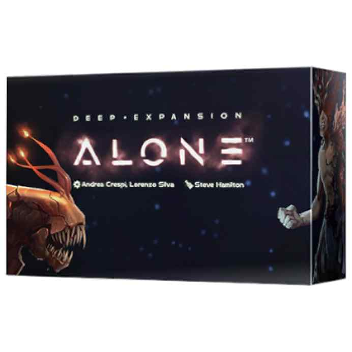 Alone: Deep Expansion TABLERUM