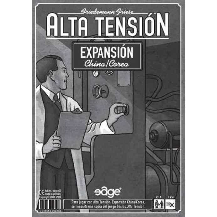 comprar Alta Tension expansión China/Corea