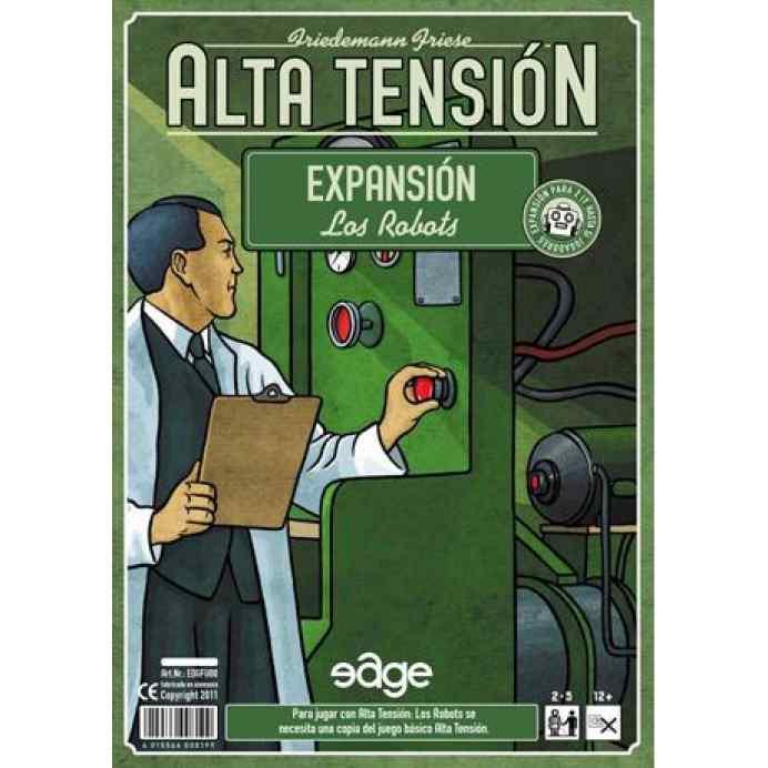 comprar Alta Tensión expansión Robots