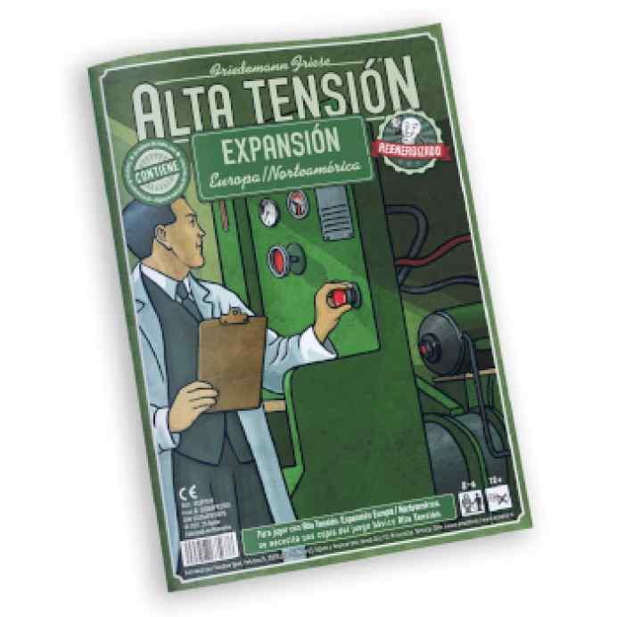 Alta Tension: Europa y Norte América TABLERUM