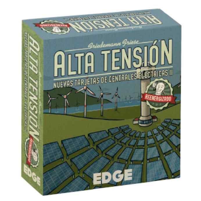 Alta Tension 14: Nuevas Tarjetas Centrales Eléctricas 2 TABLERUM