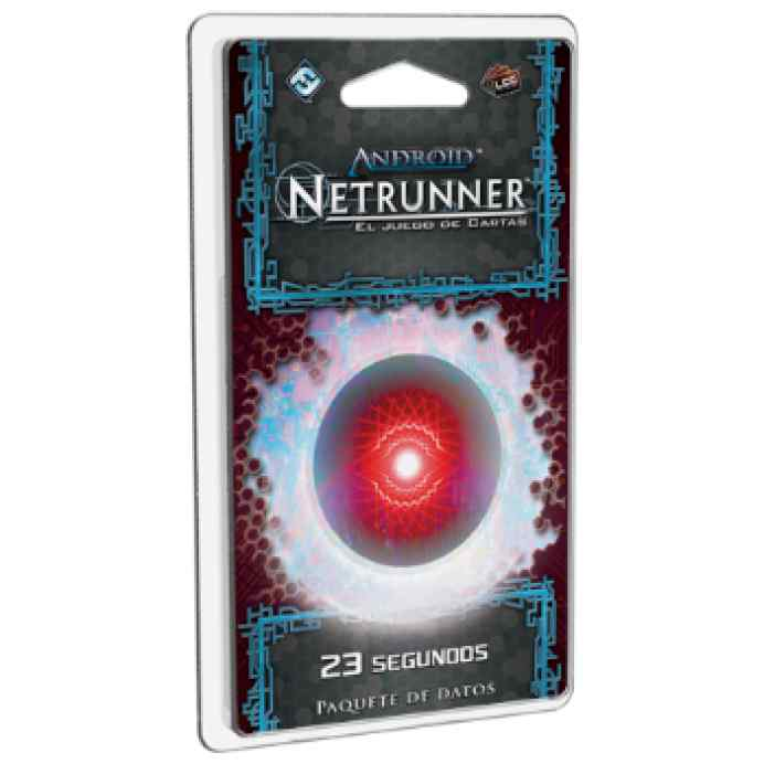 Android Netrunner: 23 segundos TABLERUM