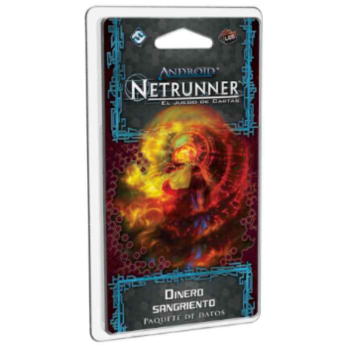 Android Netrunner: Dinero Sangriento TABLERUM