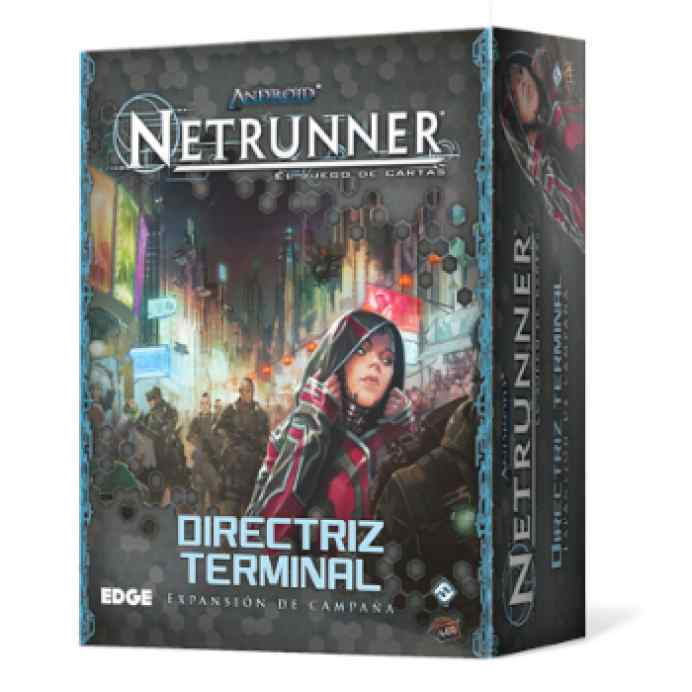 Android Netrunner: Directriz Terminal TABLERUM