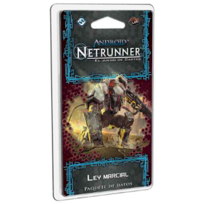 Android Netrunner: Ley Marcial TABLERUM