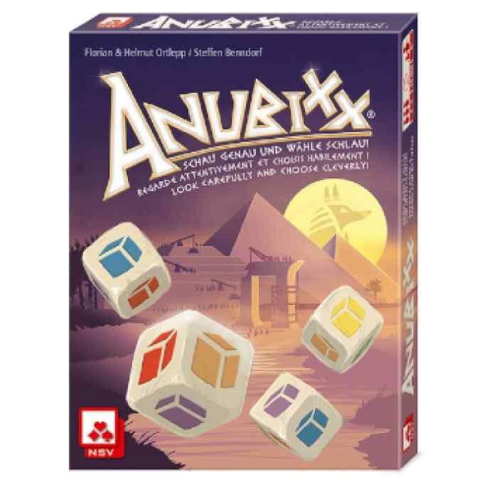 Anubixx TABLERUM