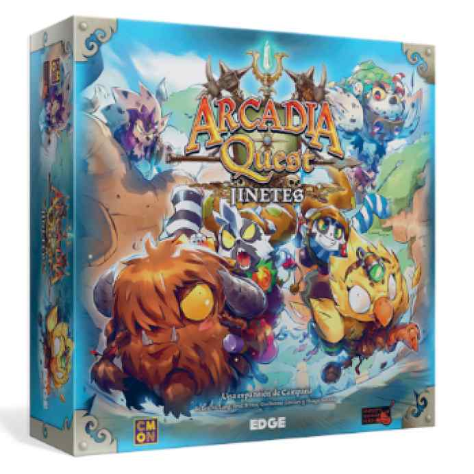 Arcadia Quest Jinetes TABLERUM