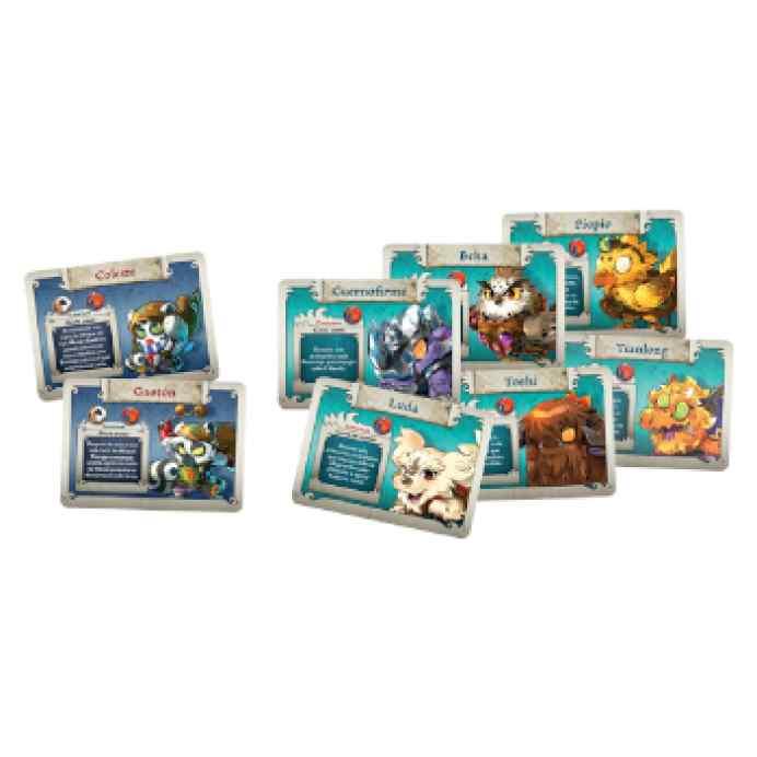 Arcadia Quest Jinetes TABLERUM