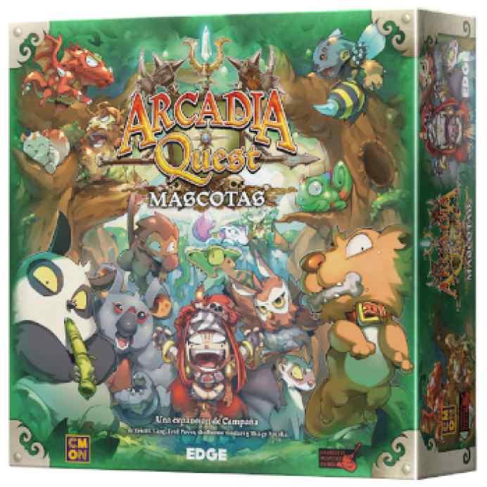 Arcadia Quest: Mascotas TABLERUM
