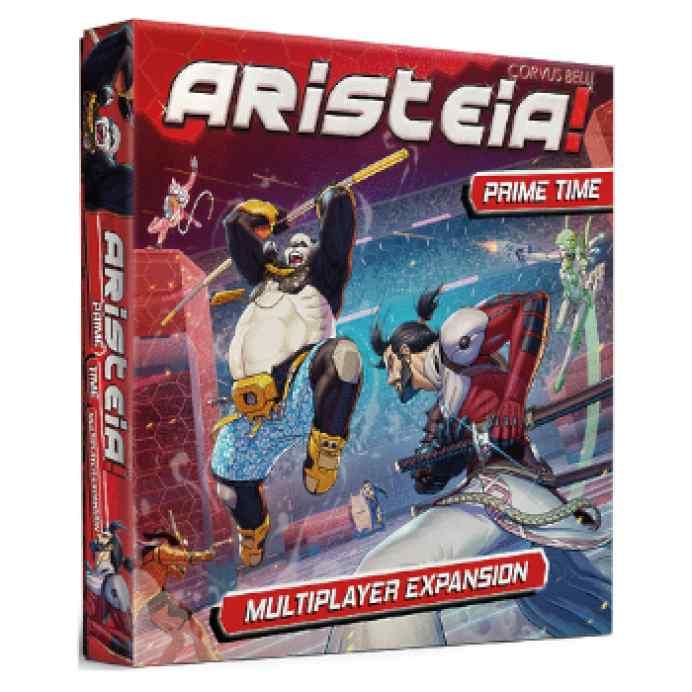 ¡Aristeia! Prime Time Expansión Multijugador TABLERUM