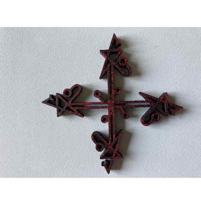 flechas ubicacion cruz